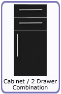 Cabinet and Drawer Option
